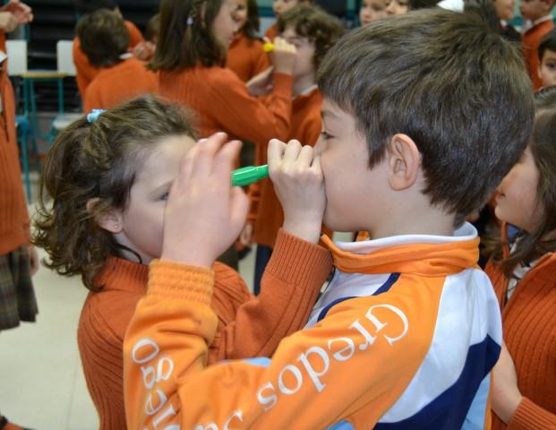 Concienciación y Seguridad Vial en el Día Universal de la Infancia de la mano de Fundtrafic y Bankia