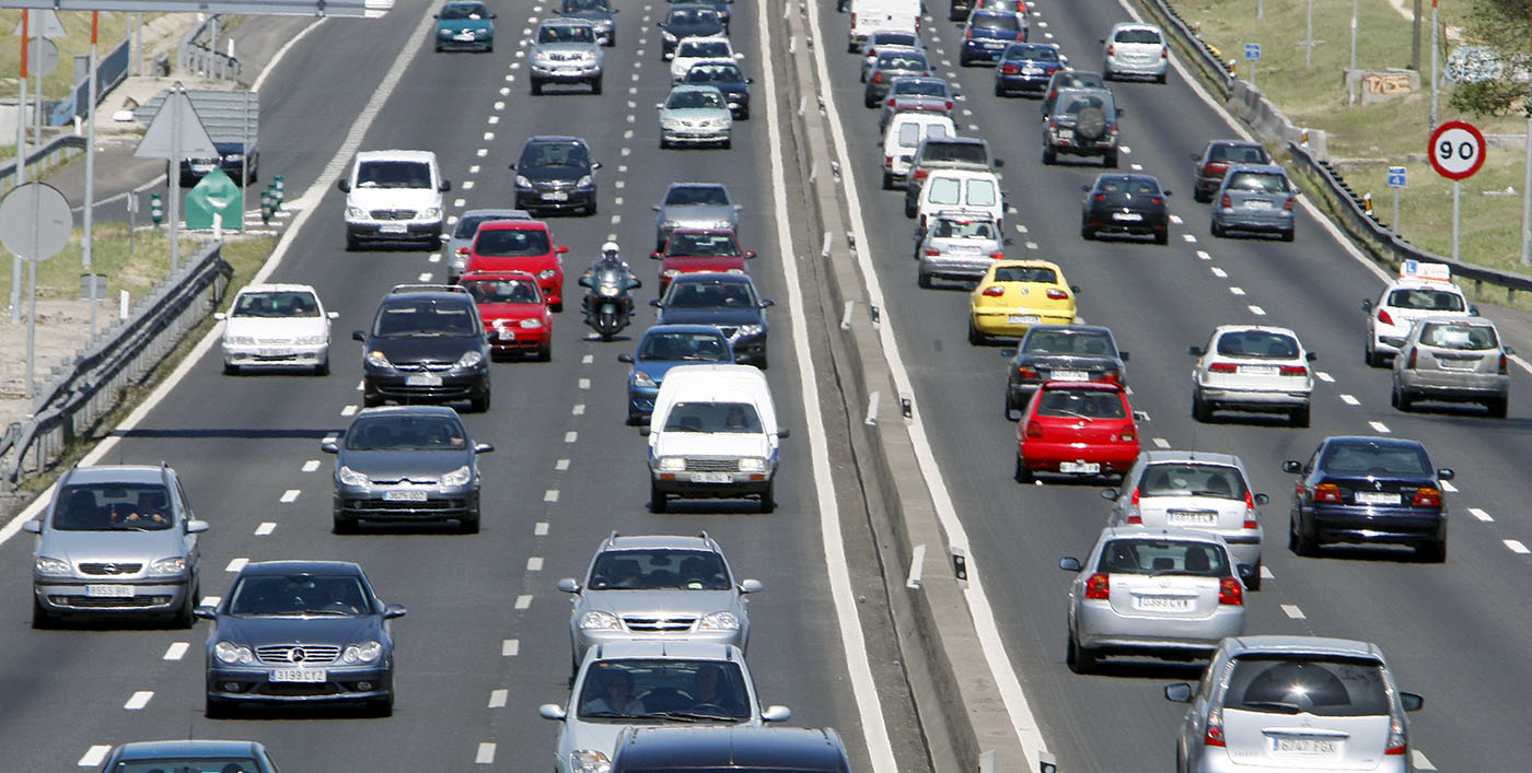 El sistema de frenada automática de emergencia puede evitar 1 de cada 5 accidentes de tráfico