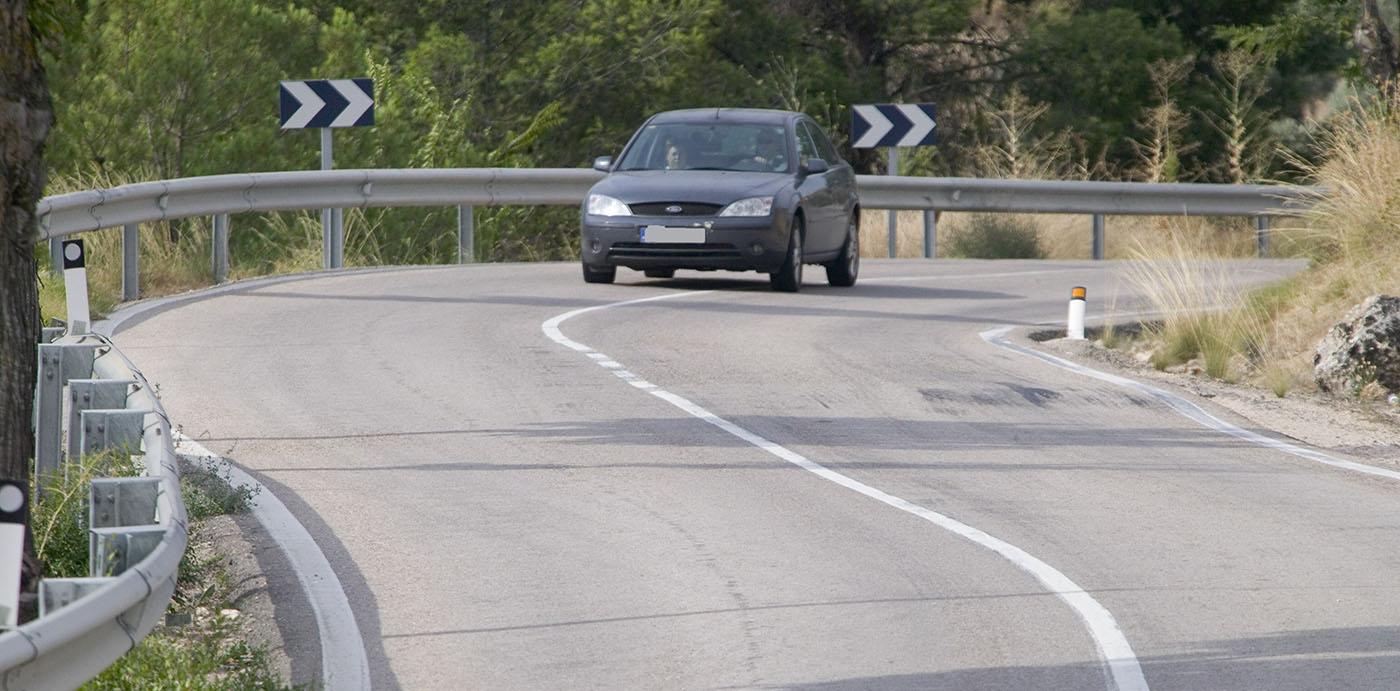 Tráfico incrementa la vigilancia en carreteras convencionales durante esta semana