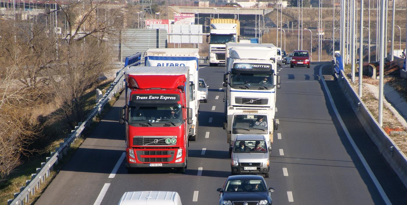 Conoce los tramos de mayor siniestralidad vial de vehículos pesados