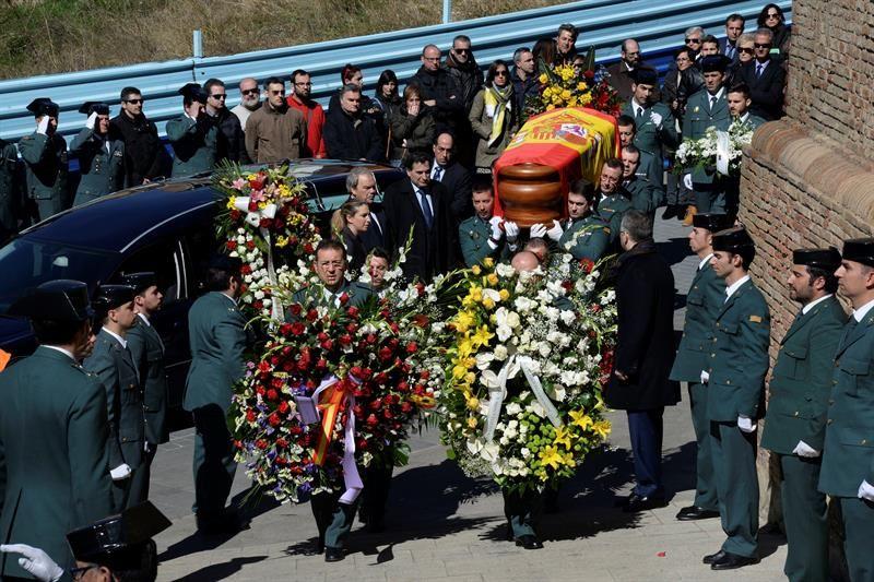 Asociación DIA condena la muerte del Guardia Civil