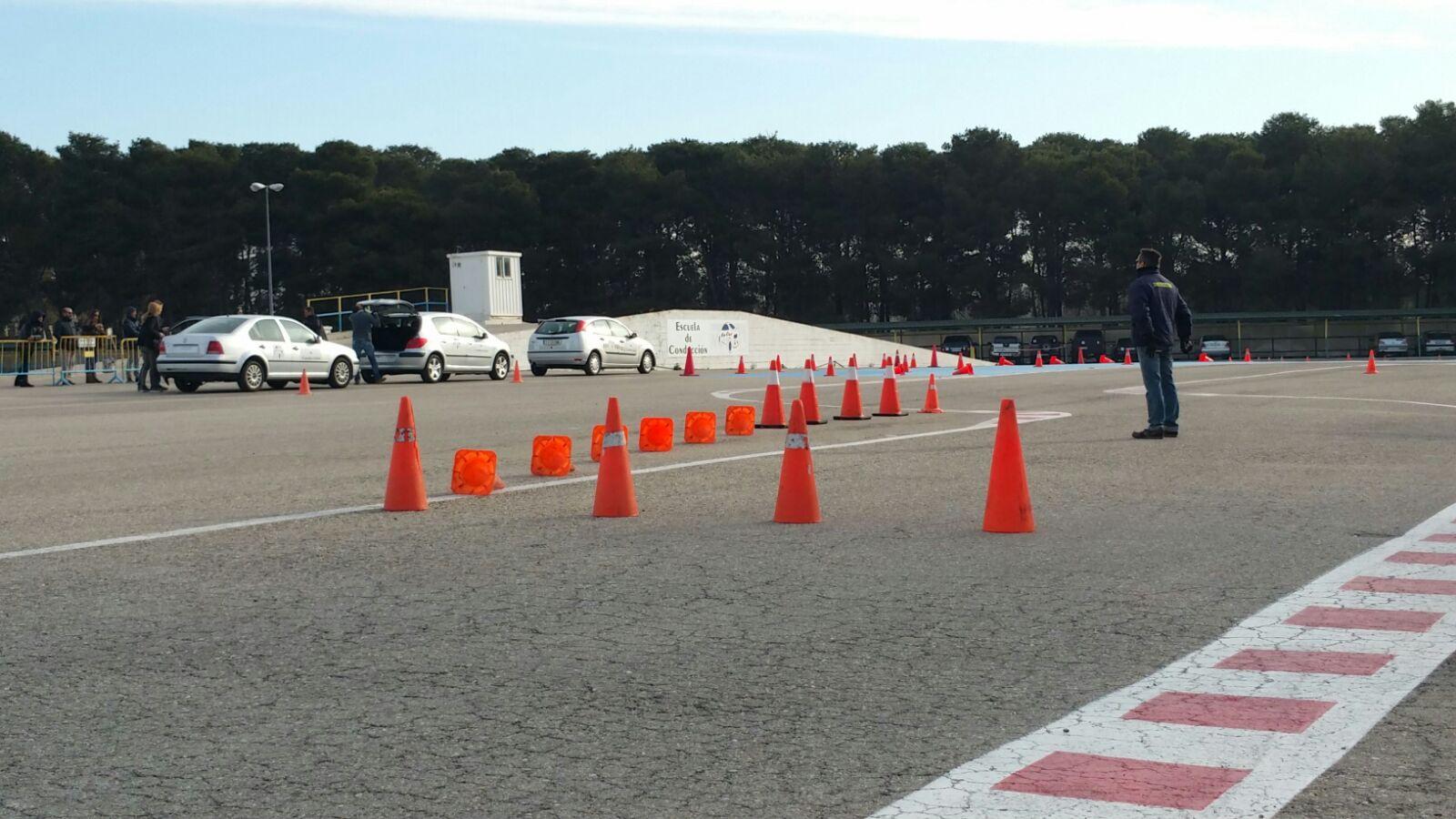 I Edición del Curso de Conducción Segura y Prevención de Accidentes