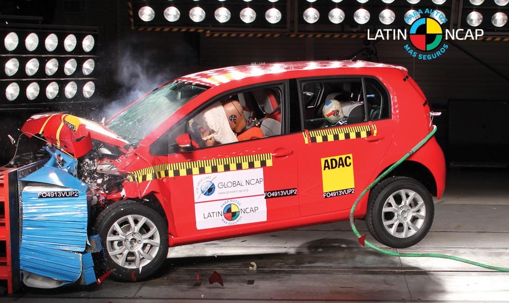 Lanzamiento de la campaña 'Stop the Crash' en Latinoamérica