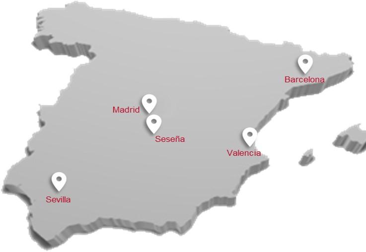 mapas sedes 2