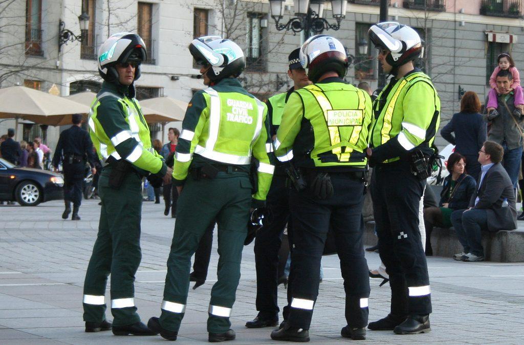 Campaña de vigilancia: cinturón de seguridad y sistemas de retención infantil
