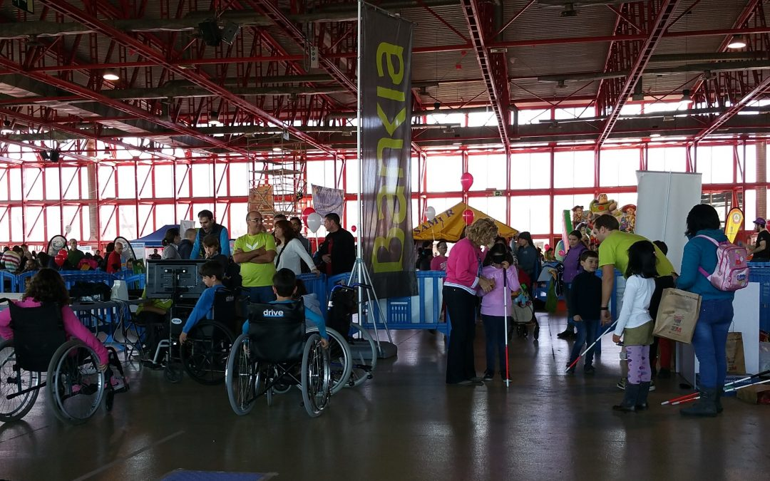 Fundtrafic tematizará el stand de Bankia en el Día Universal de la Infancia