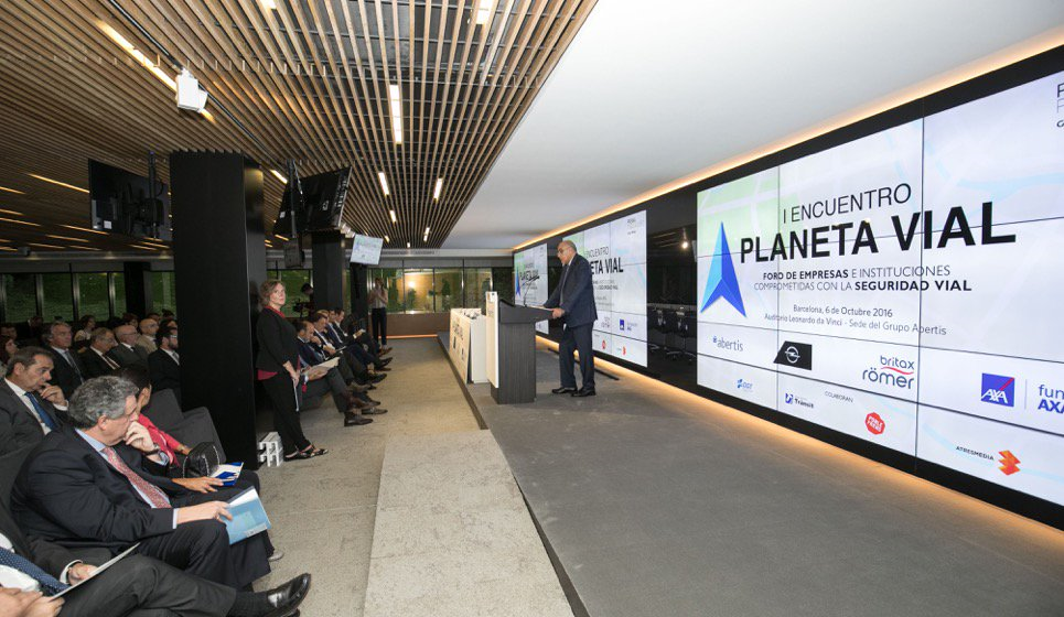 Hoy se ha celebrado en Barcelona el I Encuentro Planeta Vial