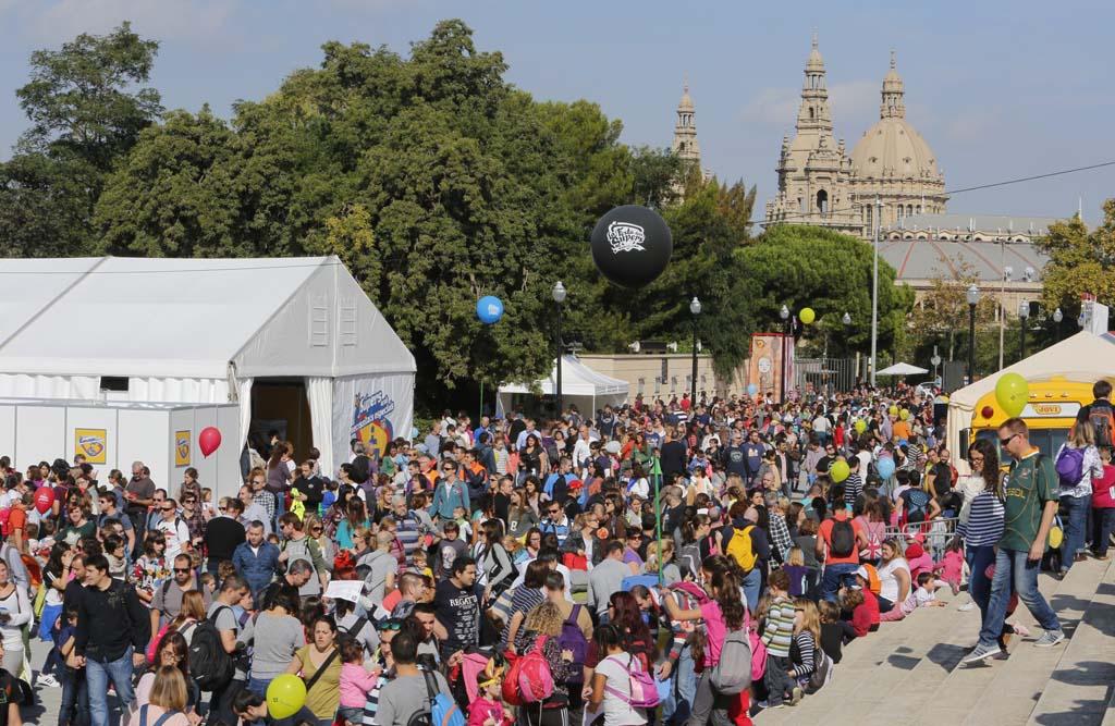 La Festa dels Súpers 2016: el evento infantil más esperado