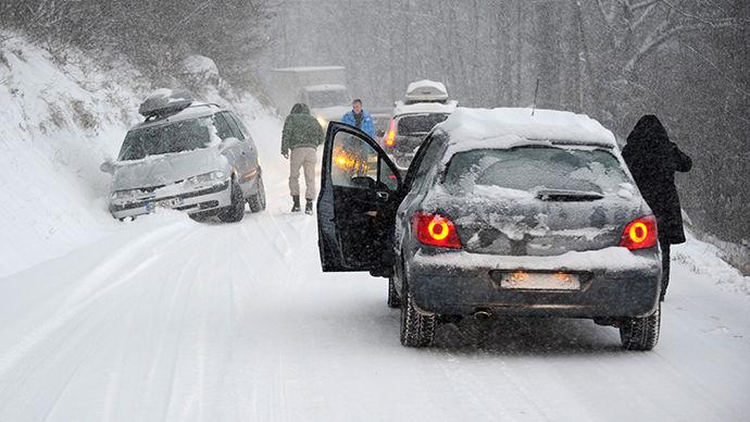 campana-de-vialidad-invernal-atasco-nieve