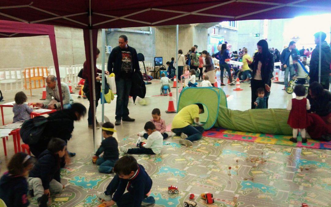 Evento infantil: Fundtrafic y Bankia aliados por la infancia