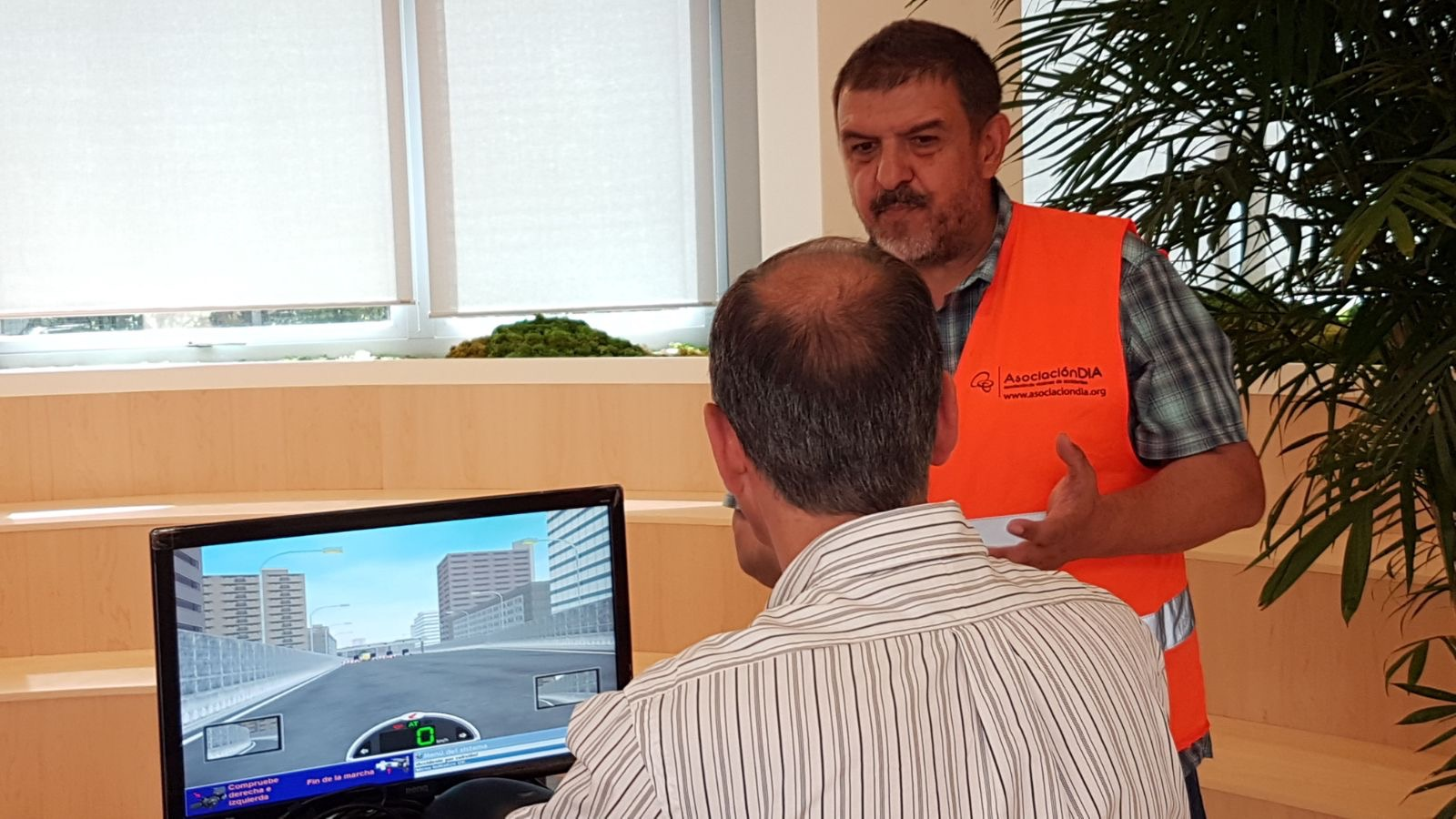 Formación teórico-virtual en prevención de accidentes