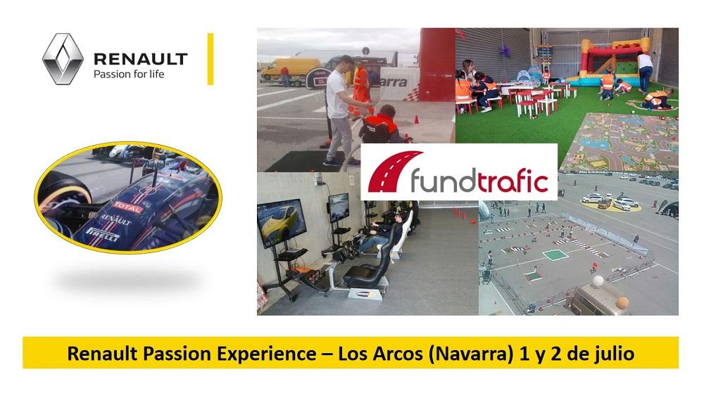 Renault Passion Experience llega al circuito Los Arcos en Navarra