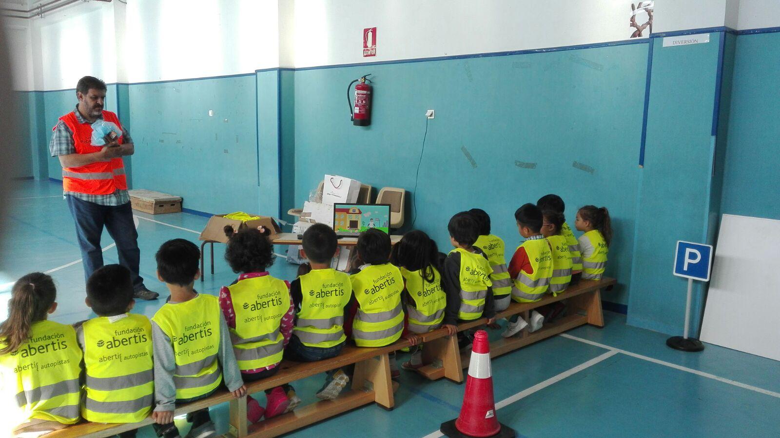 Educación Vial Infantil - Fundtrafic - Visión cero accidentes