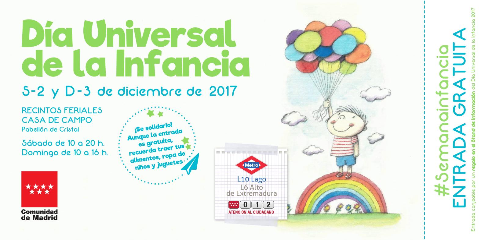 ENTRADA_Día Universal de la Infancia 2017-Fundtrafic