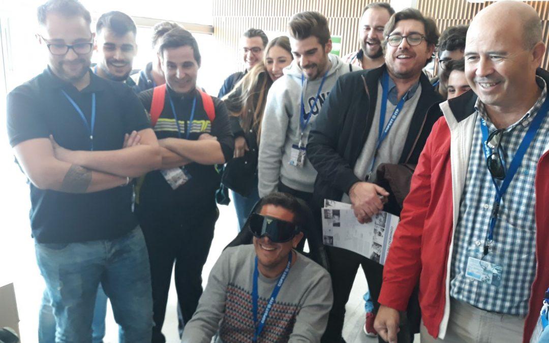 El Congreso de PRL de Granada pone la seguridad en el trabajo en el foco informativo