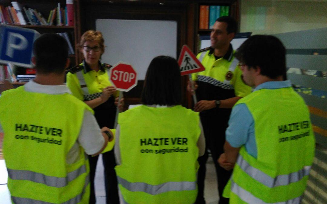 Nueva formación de educación vial con el patrocinio de Seat España para Fundación Talita
