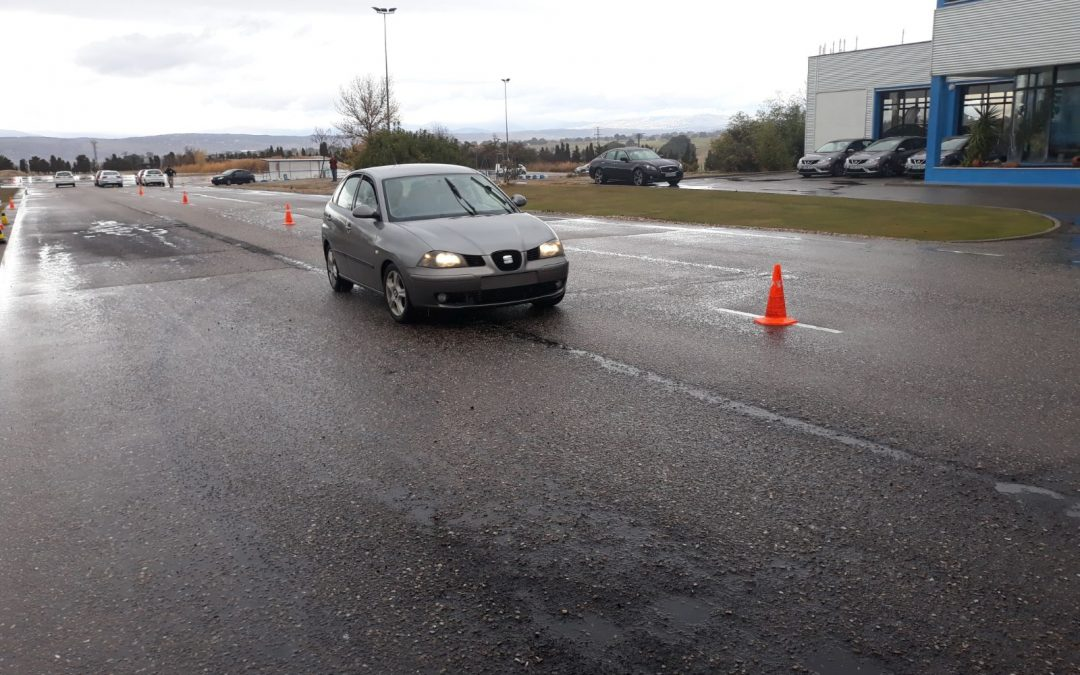 seguridad vial laboral