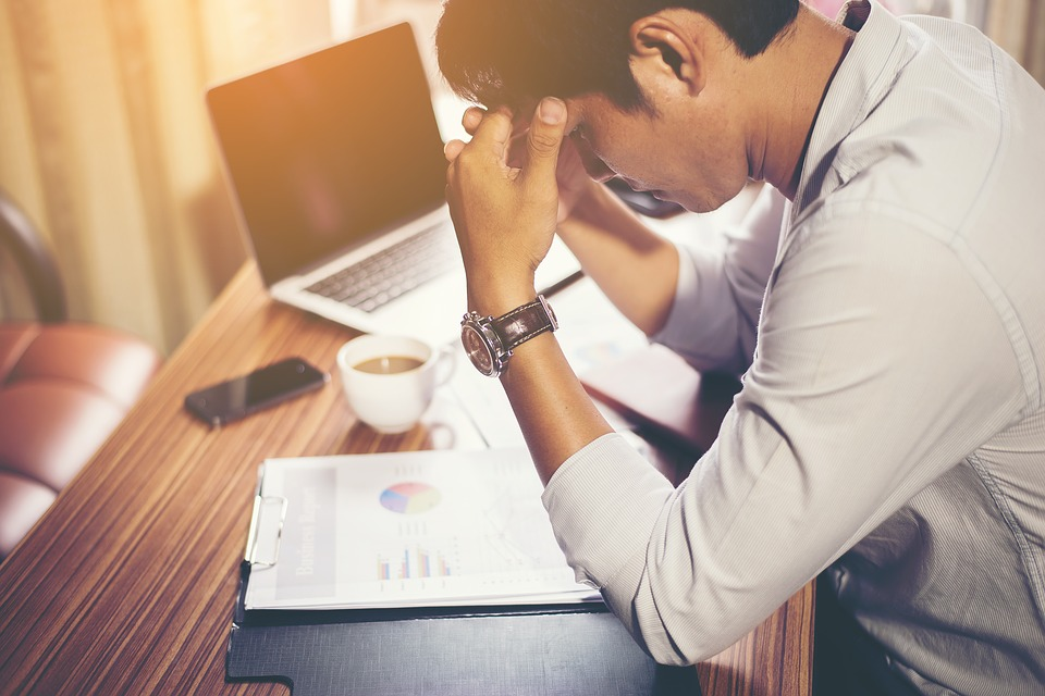 accidentes laborales más comunes