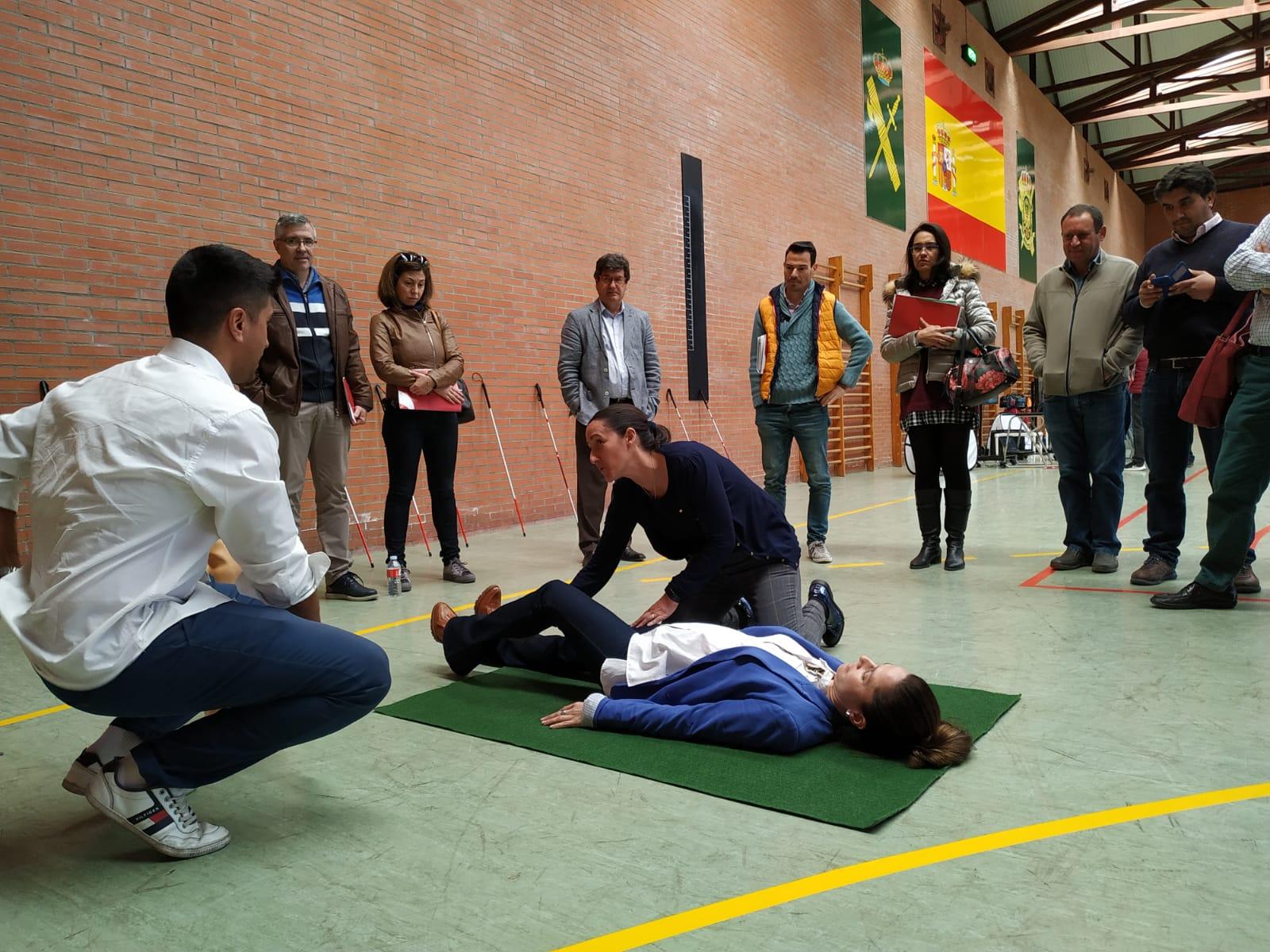 Jornada Técnica en Extremadura
