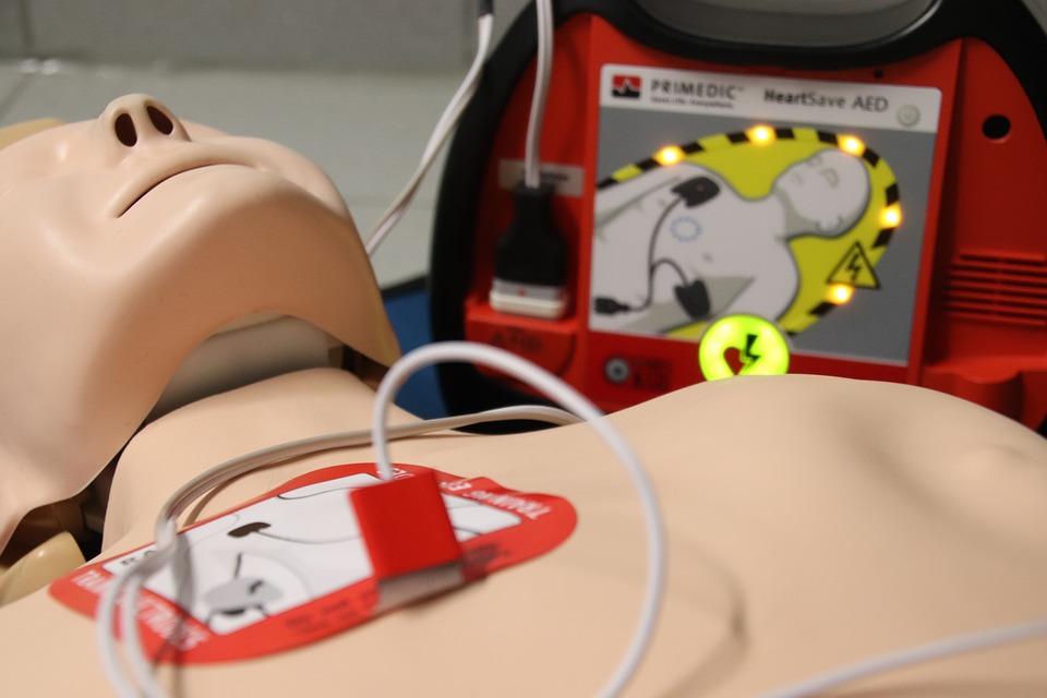 formación primeros auxilios