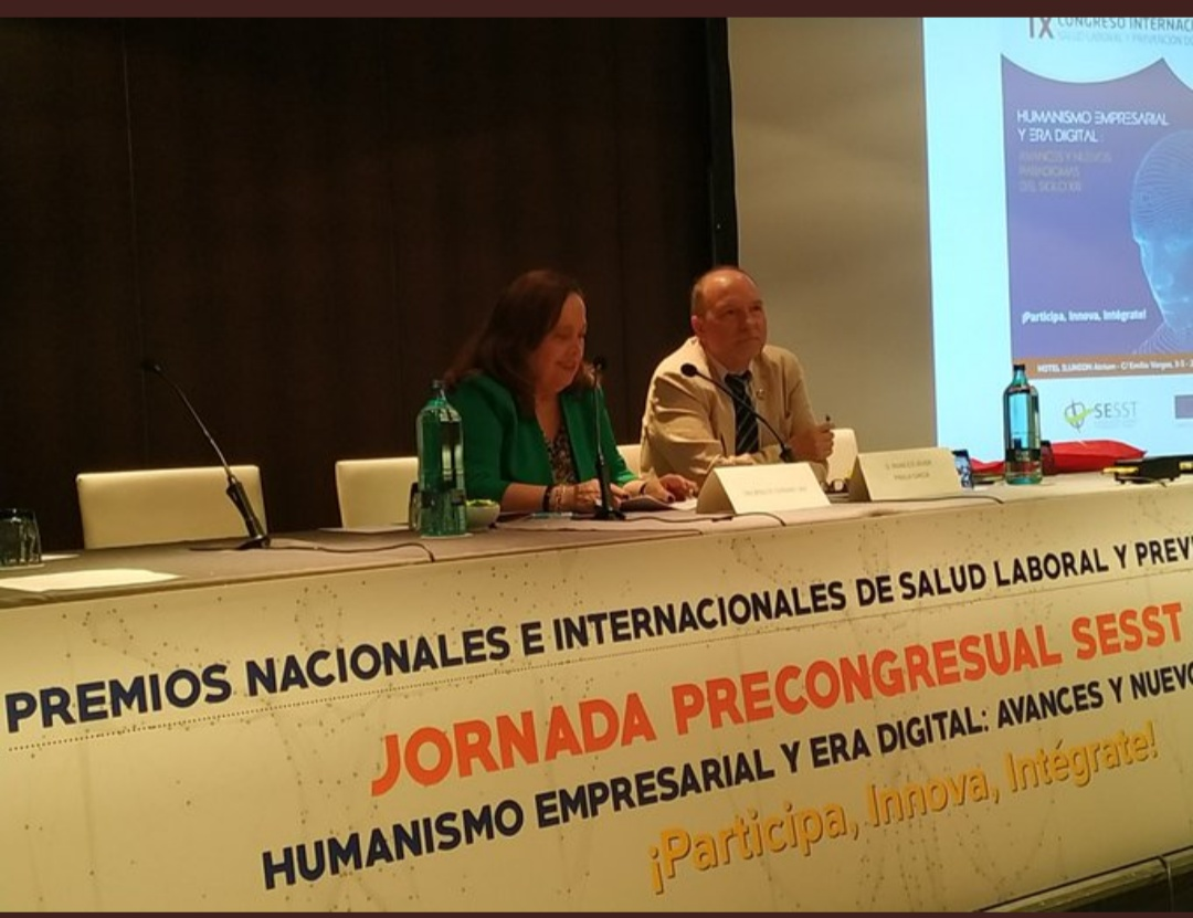 Jornada Precongresual SESST 2019