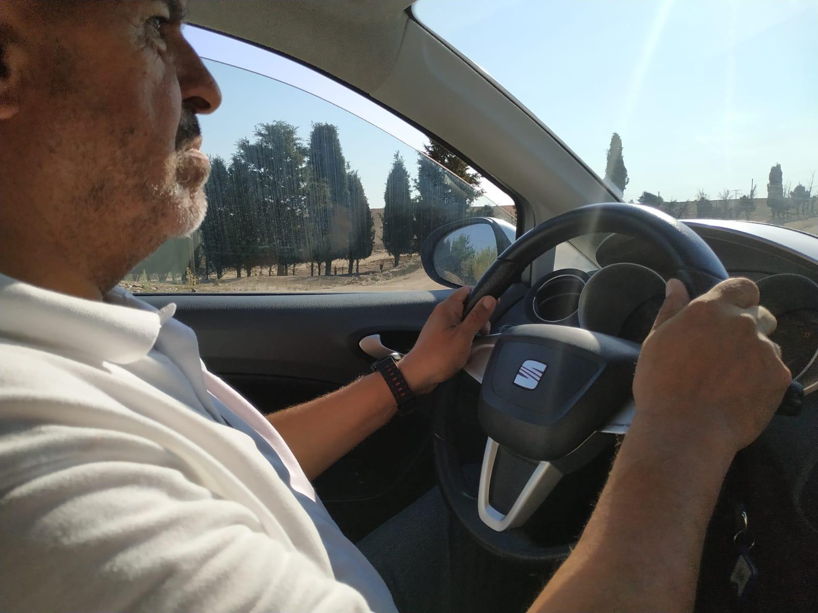 curso de conducción