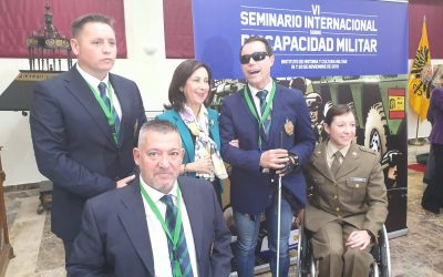 Fundtrafic profundiza en los programas de prevención en colaboración con la Guardia Civil y el Ejército